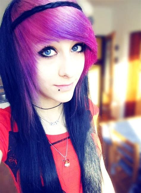 are emo hairstyles cool emo hairstyles for girls the xerxes