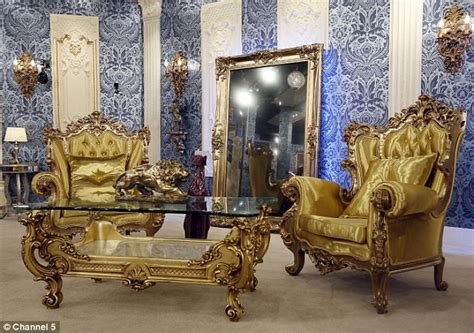Ancient Egyptian Home Decor celebrity big brother 2014 house has renaissance inspired