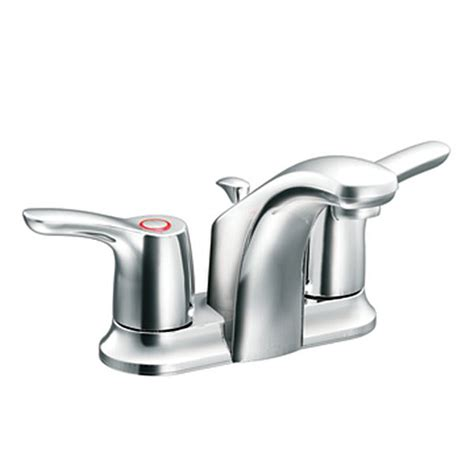 Cfg Faucet by Cfg Baystone 42211 Two Lever Handle Bathroom Sink Faucet