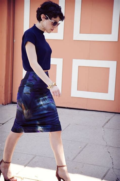 what to wear with a pencil skirt the best way to wear a