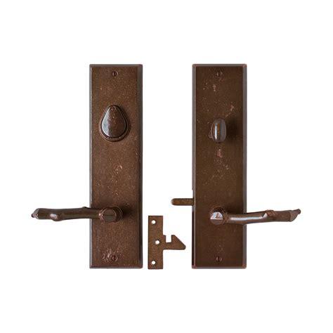 Gate Door Knobs by Rectangular Handrail Bracket 2 1 2 Quot X 4 1 2 Quot Hb E414
