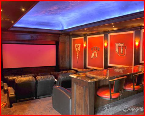 small home theater design rentaldesigns