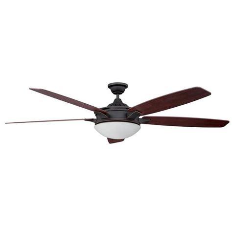 Shop Iris 1 Light 70 In Ceiling Fan Free Shipping Today