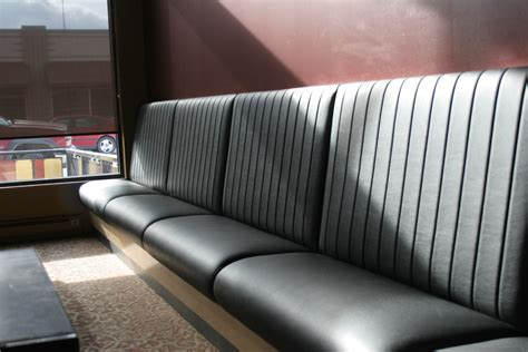 restaurant bench seating starky s restaurant seating carla pyle