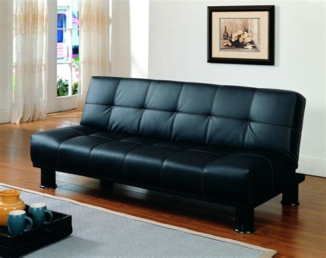 Click Clack Futon Review by Homelegence Click Clack Black Futon