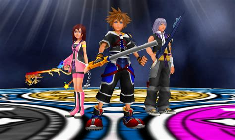 kingdom hearts dive kh dive destiny the destined three by todsen19 on