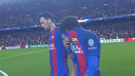 imagenes de liga llorando neymar llorando tras ser eliminado de la chions