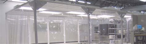 cleanroom curtains softwall cleanrooms photo gallery