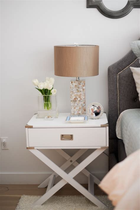 white table bedroom inspire q neo white accent table with x leg nightstand
