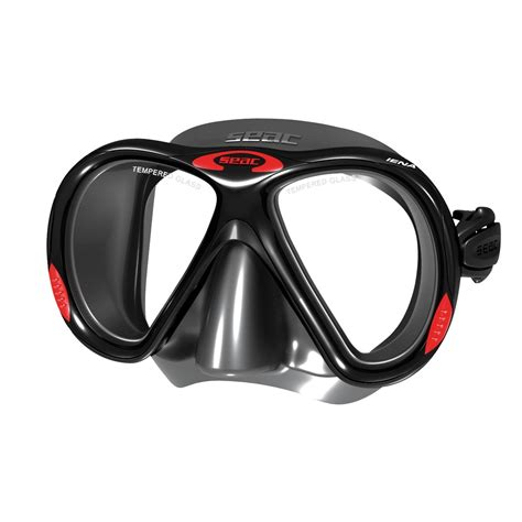 Mask Seac One Pirana mask iena seac sub masks scuba www divingshop lt diving spearfishing dir diving