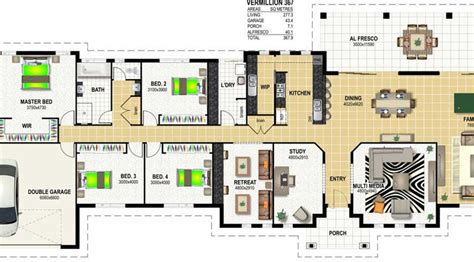 house plans for wide blocks wide block house plans house design ideas