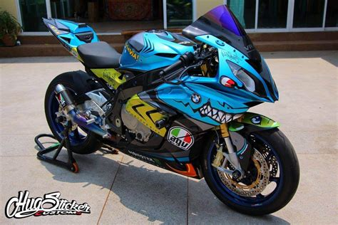 Velk R Rr Made In Thailand 2015 2016 bmw s1000rr valentino shark bike fairing