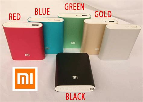 Power Bank Mi 30000mah xiaomi mi 10400 mah power bank rm28 only kuala