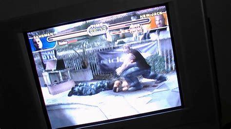 backyard wrestling there goes the neighborhood backyard wrestling 2 there goes the neighborhood sandman vs new gogo papa
