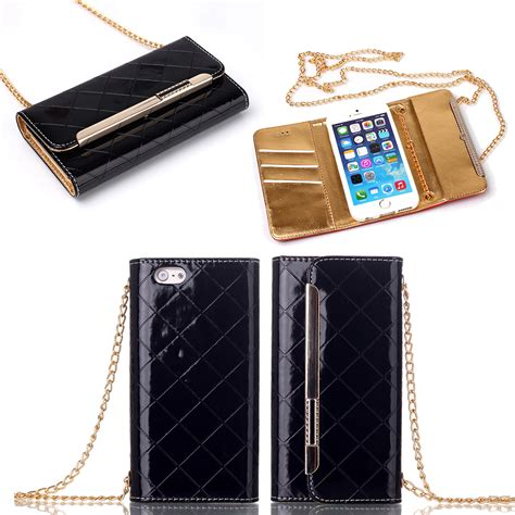 Handbag Wallet handbag crossbody wristlet chain wallet card cover