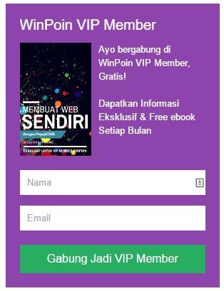 membuat web sendiri dengan popojicms download vip ebook belajar membuat web sendiri dengan