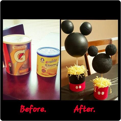 mickey mouse decorations diy diy mickey mouse ideas mickey mouse centerpiece