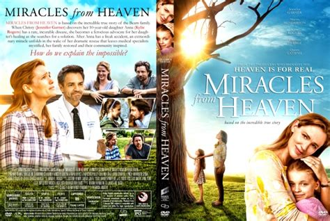 Miracles From Heaven Complet Miracles From Heaven Dvd Covers Labels By Covercity