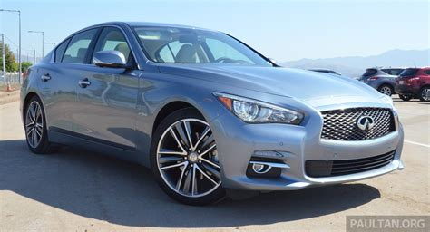 infiniti steer by wire driven infiniti q50 a taste of steer by wire