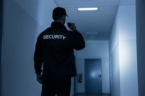 security guard attitude improving security guard services through feedback management
