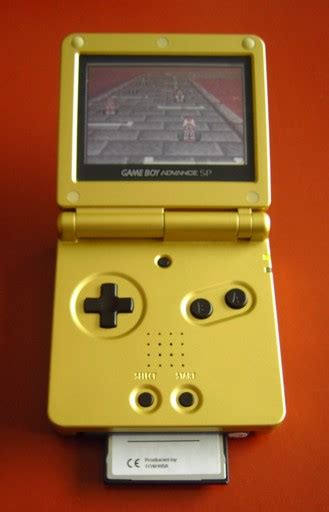 gameboy advance sp colors tonc gba hardware