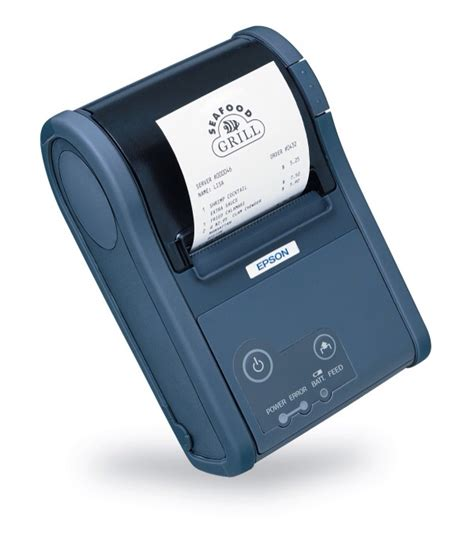 bluetooth mobile printer epson unveils mobile pos printer with bluetooth support