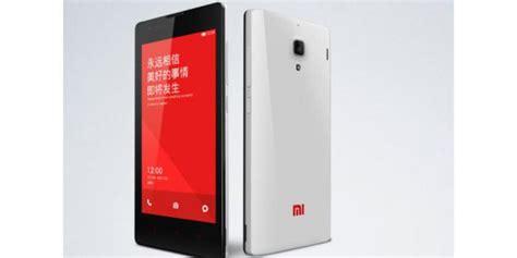 Handphone Xiaomi Dibawah Dua Juta spesifikasi xiaomi rice ponsel android harga murah katalog handphone