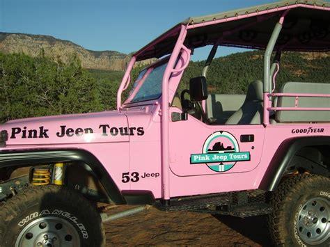 Sedona Az Pink Jeep Tours Pink Jeep Tours Sedona Arizona Rides I Can Drive