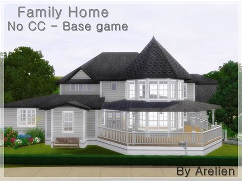 family house games arelien s family house no cc base game