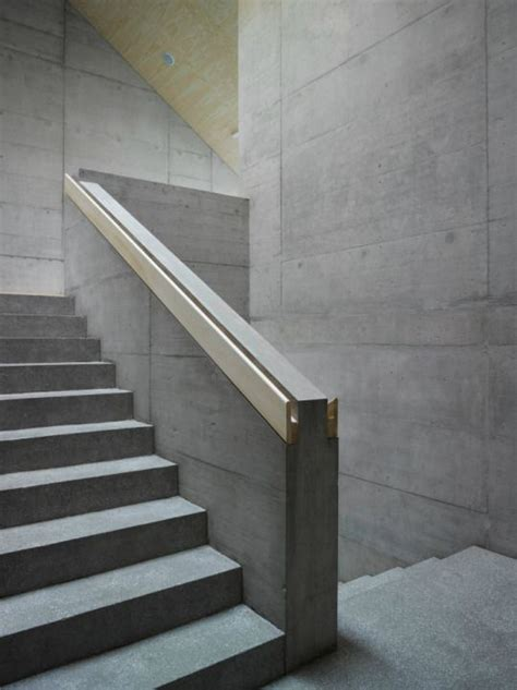 Interior Concrete Stairs Design Best 25 Concrete Stairs Ideas On Pinterest Concrete Staircase Contemporary Stairs And