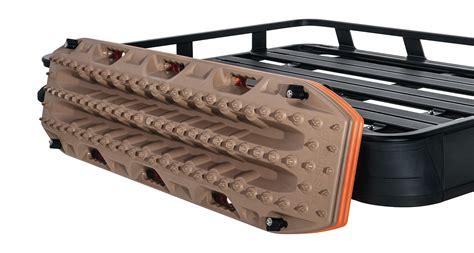 Rhino Rack Accessories by Rhino Rack Pioneer Recovery Track Side Bracket 43159