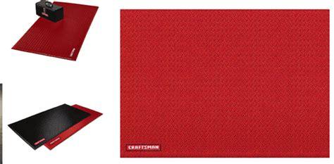 sears craftsman anti fatigue workshop mat