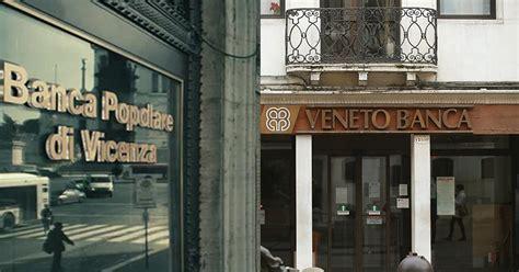 banco popolare di roma banche venete arriva la fiducia grillo quot scelta fascista