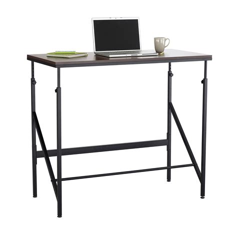 safco standing desk elevate standing height desk safco products