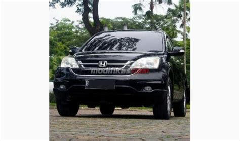 Honda Crv 2 4 At 2010 2010 honda crv 2 4 at facelift km80rb an perorangan terawat