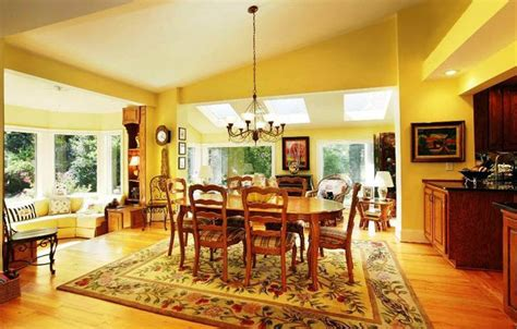 yellow dining room ideas 2018 best dining room paint colors for 2018 designing idea