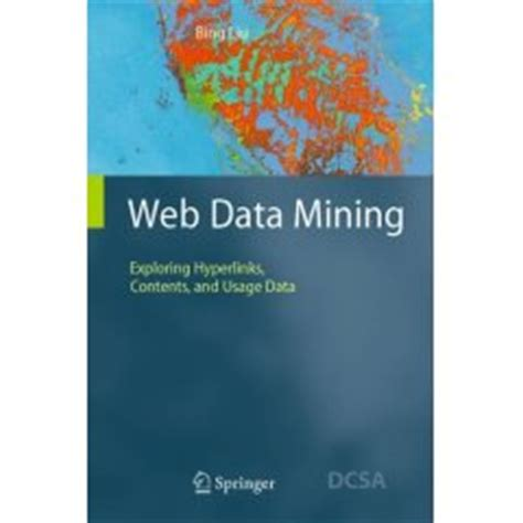 introduction to data mining 2nd edition what s new in computer science books web data mining book by liu