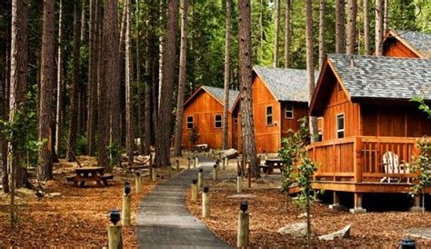 Yosemite Honeymoon Cabin by Evergreen Lodge In Yosemite Going Out West Vacation