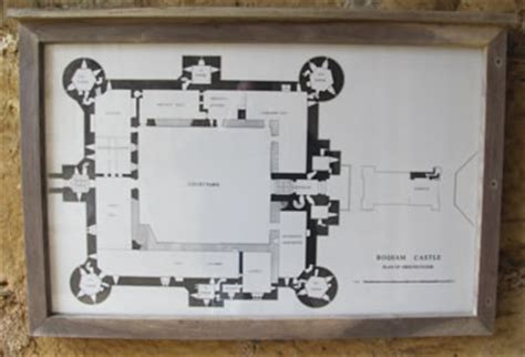 bodiam castle floor plan bodiam castle floor plan www pixshark com images