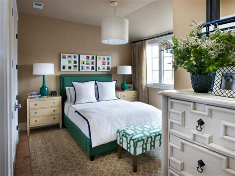small bedrooms decorating ideas guest bedroom pictures from hgtv smart home 2014 hgtv 17226 | 1400986851948
