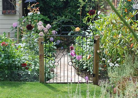 Garden Gate Trellis Wing Nut Designs Metalwork