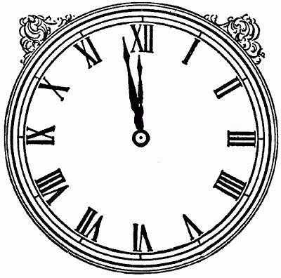 printable midnight clock cinderella midnight clock google search cinderella