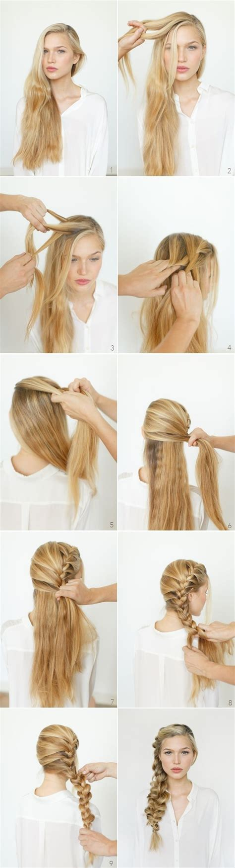 10 Pretty and Chic Braided Hairstyles for Girls 2016   Pretty Designs