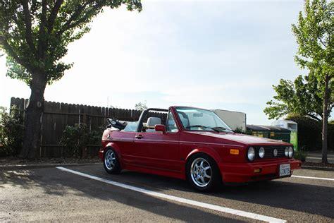 volkswagen cabrio image gallery 1991 vw cabriolet