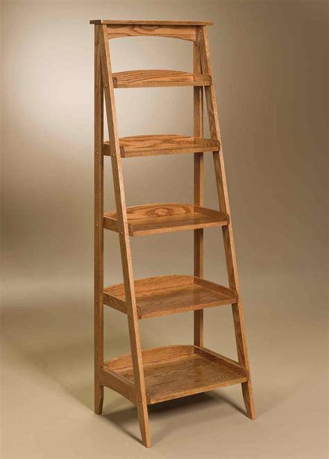 decorating attractive leaning ladder shelf  middle room design idea joyfulexecutionscom