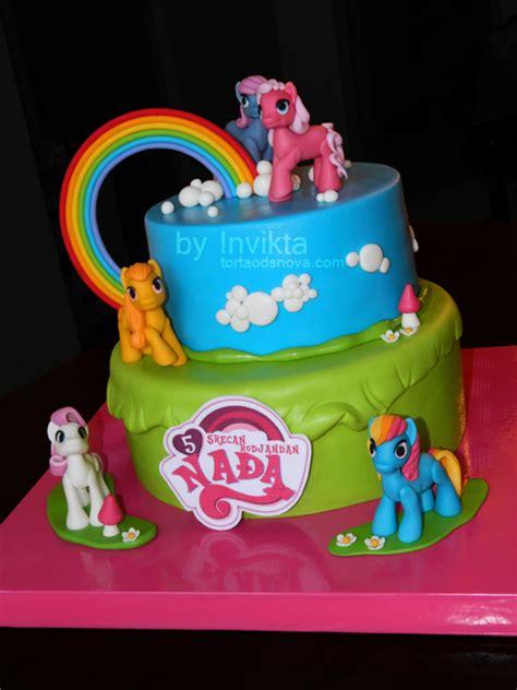 Pony Birthday Cake my pony cake cakecentral
