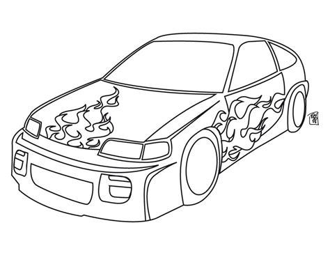imagenes blanco y negro de autos dibujo de carro para colorear colorea el dibujos