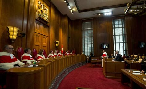 canadian court room ontario looks for clarification to top court s ruling on trial delays toronto
