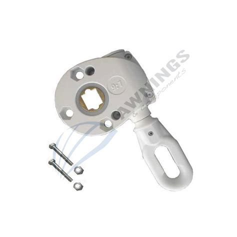 retractable awning gearbox gear box for wind awnings