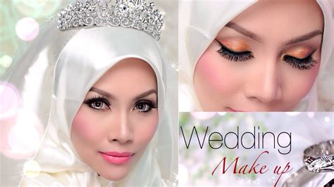 Tutorial Make Up Yatie Sendayu Tinggi | wedding day make up sendayu tinggi make up tutorial doovi